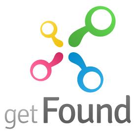GetFound logo