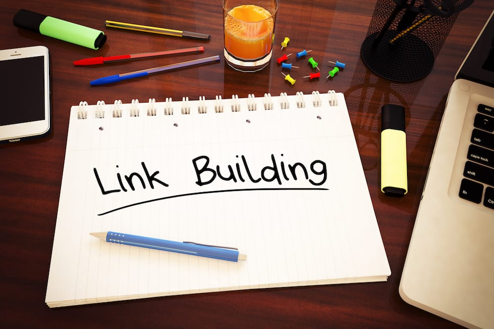 Rady na linkbuilding